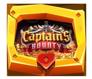 Captain Bounty superslot