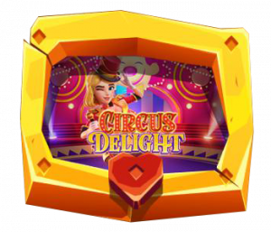 Circus Delight superslot