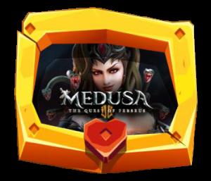 Medusa II superslot